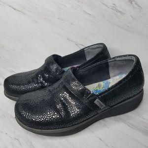 Grey's Anatomy Softwalk Black Clogs Women Size 8 M